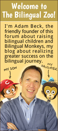 Welcome to the Bilingual Zoo!